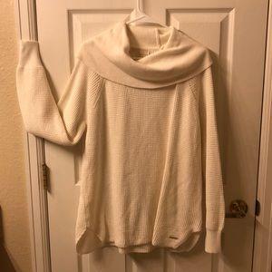MICHAEL Michael Kors XL Cowl Neck Sweater